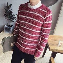 Harvin - Striped Sweater