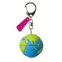 DREAMS - Earth Case Key Ring (Blue)