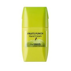 The Saem - Fruits Punch Apple Hand Cream 50ml