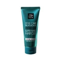 miseenscéne - Style Care Professional Strong Hold Hair Gel - Super Hard 200ml