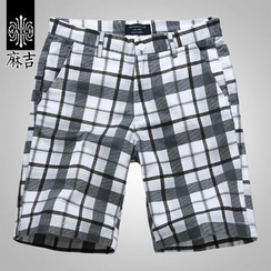 Hey! DUDE - Plaid Shorts