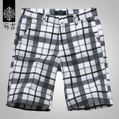 Hey! DUDE - 格子短裤