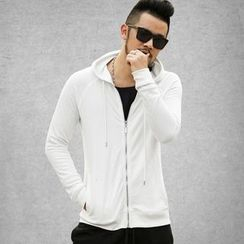 Mannmix - Zip Hooded Jacket