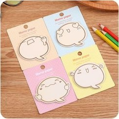 Good Living - Cartoon Sticky Notes
