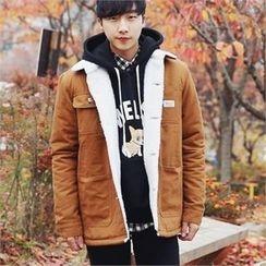 Smallman - Fleece-Lined Jacket