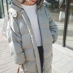 mimi&didi - Hood Thick Padded Coat