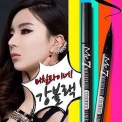 y.e.t - Me7 Waterproof Colorful Liner (#07 Black Kang)