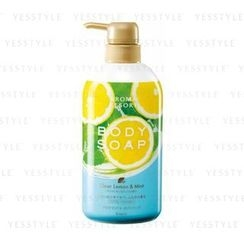 Kracie - Aroma Resort Body Soap (Clear Lemon and Mint)