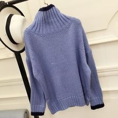 RUI - High Neck Sweater