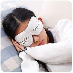 默默爱 - 印花睡眠眼罩