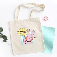 iswas - 'Hello Geeks' Series Shopper Bag