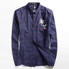 EDAO - Plaid Shirt