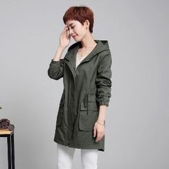 Romantica - Hooded Parka