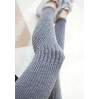 Lemite - Ribbed Leggings