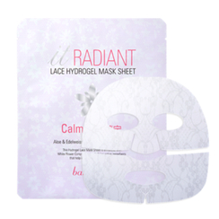 banila co. - It Radiant Lace Hydrogel Mask Sheet - Calming
