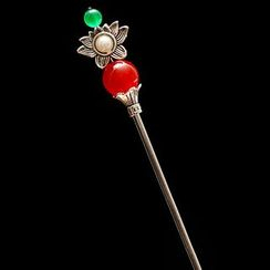 Paparazzi - Flower Hair Pin
