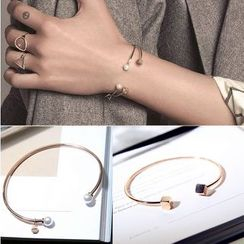 MOMENT OF LOVE - Open Bangle