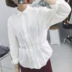 Rocho - Pleated Blouse