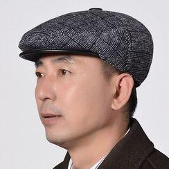 Doonie - Knit Beret Cap