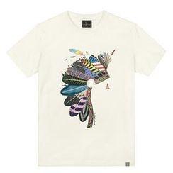 the shirts - Indian Print T-Shirt