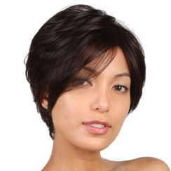 LeSalonWigs - Bob Short Full Wig - Straight
