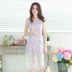 Tokyo Fashion - Lace Tank Dress
