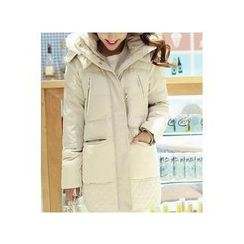 Sienne - Hooded Padded Coat