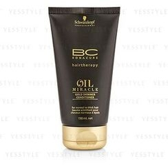 Schwarzkopf - BC Oil Miracle Gold Shimmer Conditioner (For Normal to Thick Hair)
