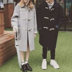 Soulcity - Couple Matching Toggle Coat