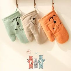 Gukan - Animal Oven Gloves