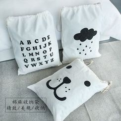 Cutie Bazaar - Printed Storage Bag