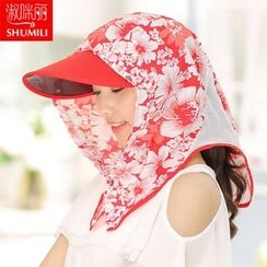 SHUMI - Sun Hat with Removable Neck Flap