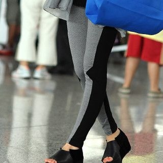 59 Seconds - Color Block Leggings