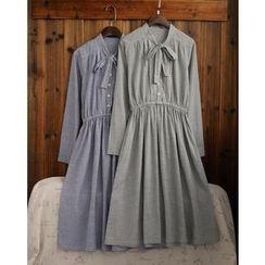 tete - 条纹衬衫裙