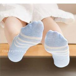 CherryTuTu - No Show Socks