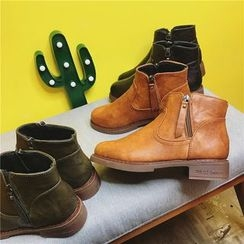 Hipsole - Zip Ankle Boots