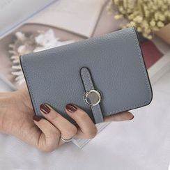 Clair Fashion - 韓版新款多夾層零錢袋中夾