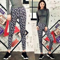 Lissom - Printed Sport Pants