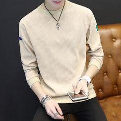 EVAMORE - Applique Sweatshirt