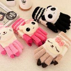 Cuteberry - Wool Gloves