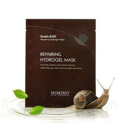 Secret Key - Snail + EGF Repairing Hydrogel Mask 1pc