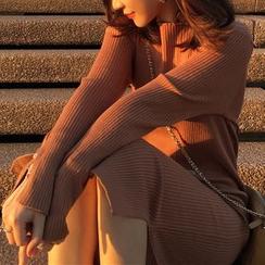 SMA - Knit Midi Dress