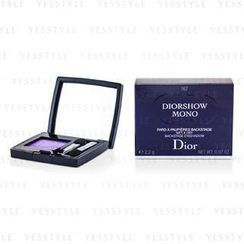 Christian Dior - Diorshow Mono Wet and Dry Backstage Eyeshadow - # 167 Purple