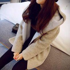 lilygirl - Fleece Hooded Coat