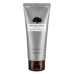 Holika Holika - Nature Force Homme Purifying Cleansing Foam 120ml
