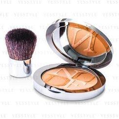 Christian Dior - Diorskin Nude Tan Light Healthy Glow Enhancing Powder (With Kabuki Brush) - # 001 Aurora