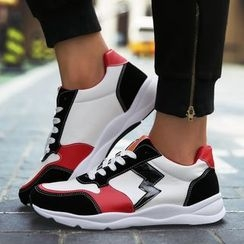 Tabris - Color Block Sneakers