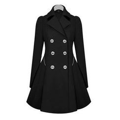 AGA - Double Breasted Trench Coat
