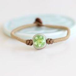 Porcelana - Flower Bracelet