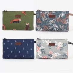 Full House - daily like - Printed Cosmetic Bag / Pouch